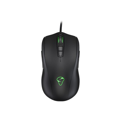Mionix AVIOR-8200 AVIOR 8200 - Mouse - laser - 9 buttons - wired - USB