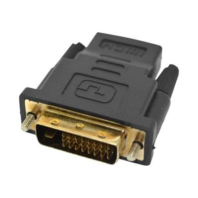 Axiom Memory DVIDDMHDMIF-AX HDMI adapter - HDMI / DVI - HDMI (F) to DVI-D (M)