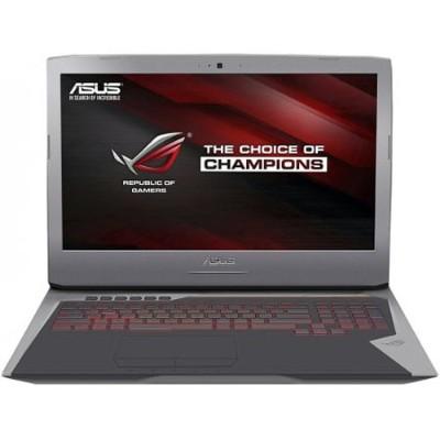 ASUS 90NB0D71-M00710 ROG 90NB0D71-M00710 Intel Core i7-6700HQ Quad-core 2.6GHz Notebook PC - 16GB RAM  1TB HDD  17.3 FHD  Gigabit Ethernet  802.11ac  Bluetooth