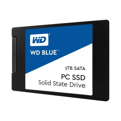 WD WDS100T1B0A 1TB Blue Solid State Drive SATA - 2.5in