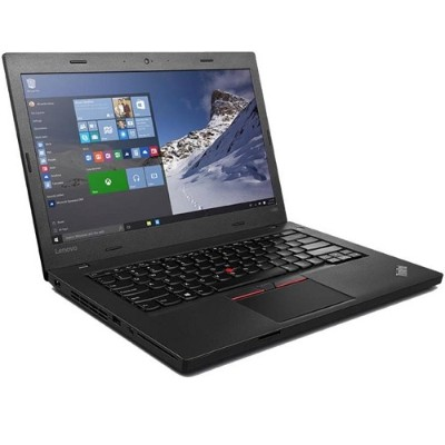 Lenovo 20FU003PUS ThinkPad L460 20FU Intel Core i3-6100U Dual-Core 2.30GHz Ultrabook - 4GB RAM  256GB SSD  14 HD LED  Gigabit Ethernet  802.11ac  Bluetooth  Web