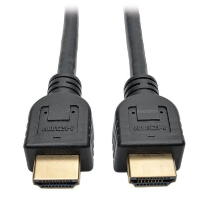 TrippLite P569-010-CL3 High-Speed HDMI Cable with Ethernet and Digital Video with Audio  UHD 4K x 2K  In-Wall CL3-Rated (M/M)  10 ft.