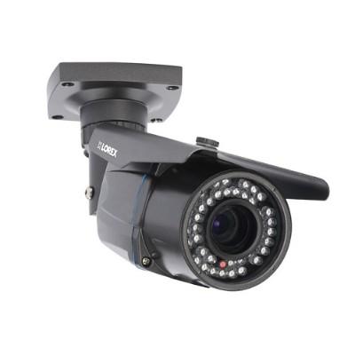 Lorex Technology LBV2723B 4-Channel 720p HD 1TB DVR with 2 Wireless Cameras