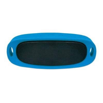 Manhattan 162456 Sound Science Orbit Durable Wireless Speaker - Blue