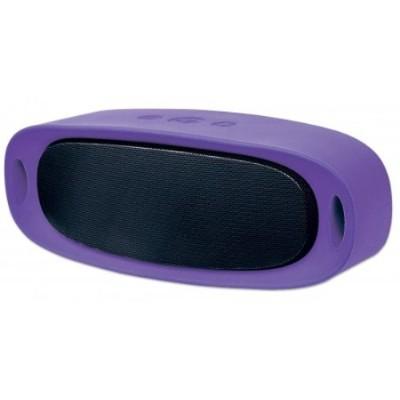 Manhattan 162388 Sound Science Orbit Durable Wireless Speaker - Purple