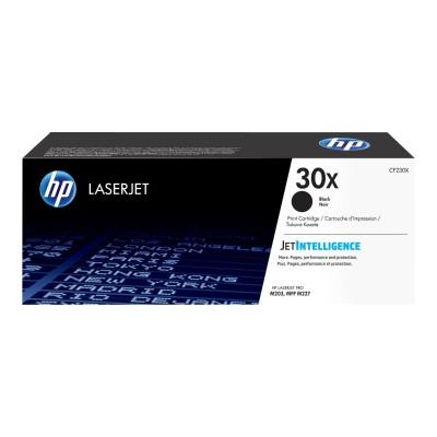 HP Inc. CF230X 30X - Black - original - LaserJet - toner cartridge (CF230X) - for LaserJet Pro M203d  M203dn  M203dw  MFP M227fdn  MFP M227fdw  MFP M2