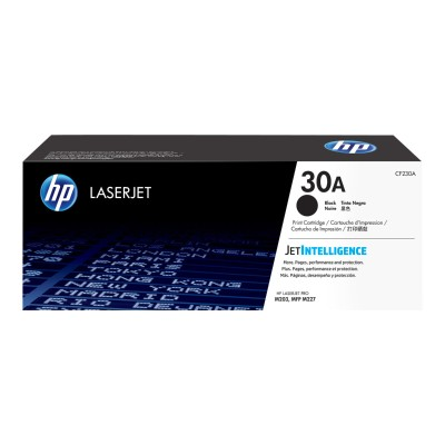 HP Inc. CF230A 30A - Black - original - LaserJet - toner cartridge (CF230A) - for LaserJet Pro M203d  M203dn  M203dw  MFP M227fdn  MFP M227fdw  MFP M2