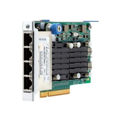 Hewlett Packard Enterprise 764302-B21 FlexFabric 536FLR-T - Network adapter - PCIe 3.0 x8 - 10GBase-T x 4 - for ProLiant DL160 Gen9  DL180 Gen9  DL20 Gen9  DL36