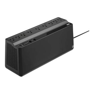 APC BE850M2 Back-UPS BE850M2 - UPS - AC 120 V - 450 Watt - 850 VA - output connectors: 9 - black