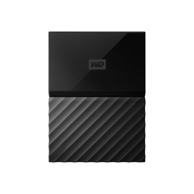 WD WDBP6A0040BBK-WESN WD My Passport for Mac WDBP6A0040BBK - Hard drive - encrypted - 4 TB - external (portable) - USB 3.0 - 256-bit AES - black