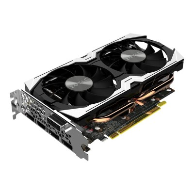 Zotac ZT-P10700G-10M GeForce GTX 1070 Mini - Graphics card - GF GTX 1070 - 8 GB GDDR5 - PCIe 3.0 - DVI  HDMI  3 x DisplayPort