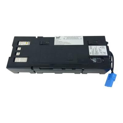 Battery Technology inc APCRBC116-SLA116 UPS battery (equivalent to: APC RBC116) - 1 x lead acid 7.2 Ah - for APC Smart-UPS X 1000 Rack/Tower LCD  750 Rack/Tower