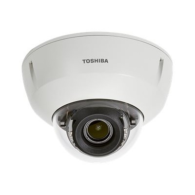 Toshiba IK-WR51A IK-WR51A - Network surveillance camera - dome - outdoor - vandal / weatherproof / tamper-proof - color (Day&Night) - 5 MP - audio - LAN 10/100