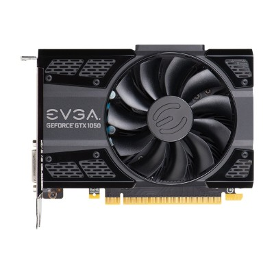 Evga 02G-P4-6150-KR GeForce GTX 1050 Gaming - Graphics card - NVIDIA GeForce GTX 1050 - 2 GB GDDR5 - PCIe 3.0 x16 - DVI  HDMI  DisplayPort