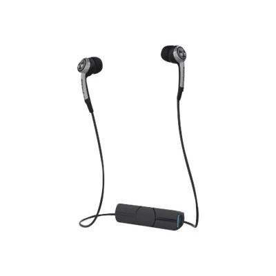 ZAGG IFPLGW-SV0 Ifrogz Plugz Wireless - Earphones - in-ear - wireless - Bluetooth - silver