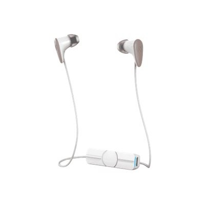 ZAGG IFCRME-WD0 Ifrogz Charisma - Earphones - in-ear - wireless - Bluetooth - white  rose gold