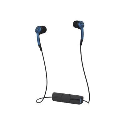 ZAGG IFPLGW-BL0 Ifrogz Plugz Wireless - Earphones - in-ear - wireless - Bluetooth - blue