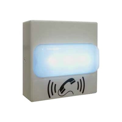 Cyberdata Systems 011377 Singlewire RGB Strobe - Visual alerting device - wired - 10/100 Ethernet