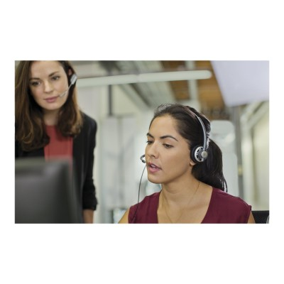 Plantronics 78716-101 EncorePro HW720D - Headset - on-ear