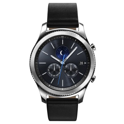 Samsung Electronics SM-R770NZSAXAR Gear S3 Classic Smartwatch