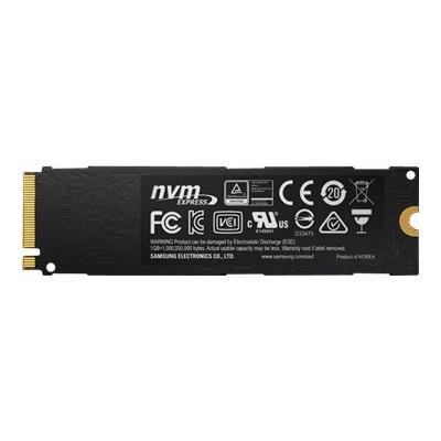 Samsung MZ-V6E250BW 960 EVO MZ-V6E250BW - Solid state drive - encrypted - 250 GB - internal - M.2 2280 - PCI Express 3.0 x4 (NVMe) - 256-bit AES - TCG Opal Encr