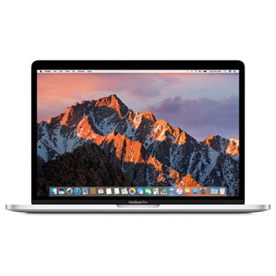 Apple MLUQ2LL/A 13.3 MacBook Pro  Dual-Core Intel Core i5 2.0GHz  8GB RAM  256GB PCIe SSD  Intel Iris Graphics 540  10-hour battery life