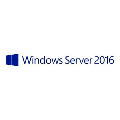 Microsoft P73-07041 Windows Server 2016 Standard - Box pack - 5 CALs - DVD - 64-bit - English