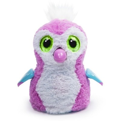 Spin Master 6028863 Hatchimals - Pengualas (Pink or Dark Pink)