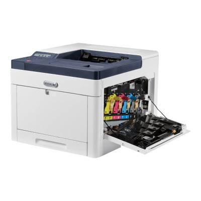 Xerox 6510/N Phaser 6510N - Printer - color - laser - A4/Legal - 1200 x 2400 dpi - up to 30 ppm (mono) / up to 30 ppm (color) - capacity: 300 sheets - Gigabit L