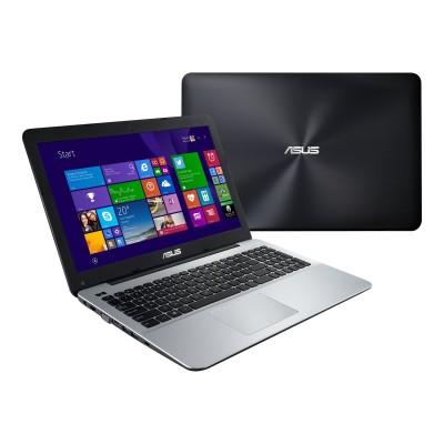 ASUS F555LA-EH51 F555LA-EH51 Intel Core i5-5200U Dual-Core 2.20GHz Notebook - 8GB RAM  1TB HDD  15.6 HD LED  DVD±RW  Gigabit Ethernet  802.11ac  Bluetooth  2-ce