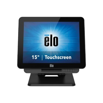 ELO Touch Solutions E287727 Touchcomputer X2-15 - X Series - all-in-one - 1 x Celeron J1900 / 2 GHz - RAM 4 GB - SSD 128 GB - HD Graphics - GigE - WLAN: 802.11b