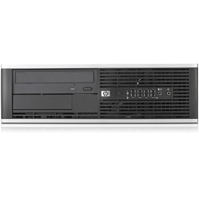HP Inc. VSHP63SF7P Pro 6300 Intel Core i5-3470 Quad-Core 3.20GHz Small Form Factor PC - 8GB RAM  500GB HDD  DVD-ROM   Gigabit Ethernet - Refurbished
