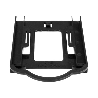 StarTech.com BRACKET125PT 2.5in SSD / HDD Mounting Bracket for 3.5-in. Drive Bay - Tool-less Installation
