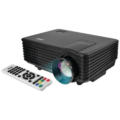 Pyle PRJG88 Compact 1080p Multimedia Projector