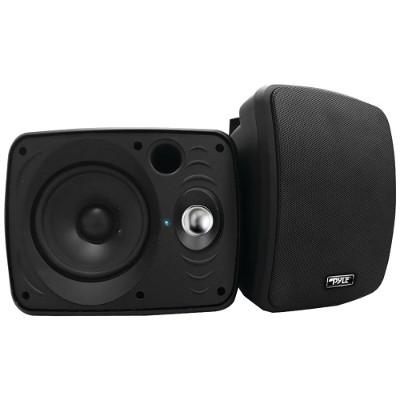 Pyle PDWR64BTB 6.5 Indoor/Outdoor 800-Watt Bluetooth Speaker System (Black)