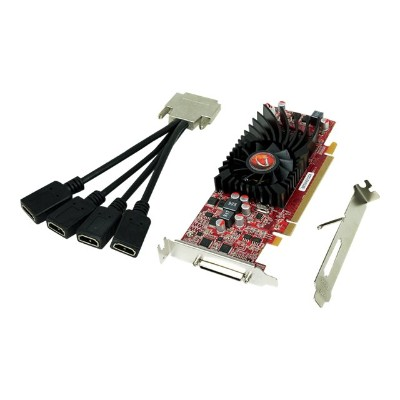 Visiontek 900901 Radeon HD 5570 VHDCI - Graphics card - Radeon HD 5570 - 1 GB DDR3 - PCIe 2.0 x16 low profile - 4 x HDMI
