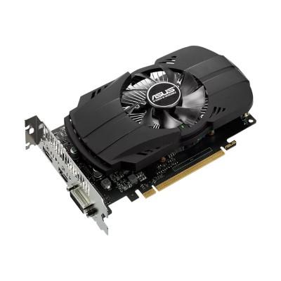 ASUS PH-GTX1050TI-4G PH-GTX1050TI-4G - Graphics card - GF GTX 1050 Ti - 4 GB GDDR5 - PCIe 3.0 x16 - DVI  HDMI  DisplayPort