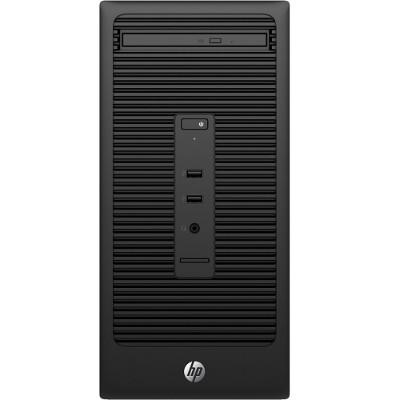 HP Inc. Z2G18UT#ABA Smart Buy 280 G2 Intel Core i5-6500 Quad-Core 3.20GHz Microtower PC - 4GB RAM  500GB HDD  DVD SuperMulti  Gigabit Ethernet