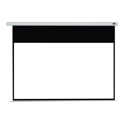EluneVision EV-J-92-1.2 Juno High Defenition Format - Projection screen - ceiling mountable  wall mountable - motorized - 110 V - 92 in (92.1 in) - 16:9