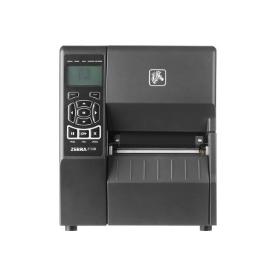 Zebra Tech ZT23042-D31000FZ ZT200 Series ZT230 - Label printer - thermal paper - Roll (4.5 in) - 203 dpi - up to 359.1 inch/min - USB  serial - peeler with line