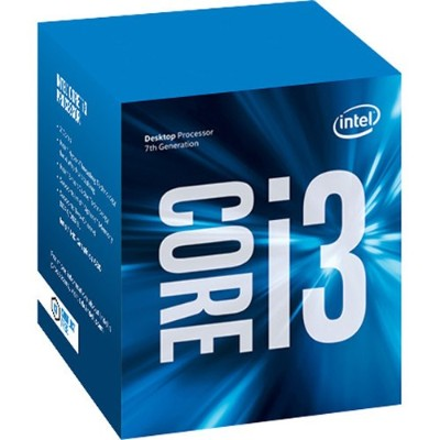 Intel BX80677I37100 i3-7100 7th Gen Core Desktop Processor 3M Cache 3.90 GHz