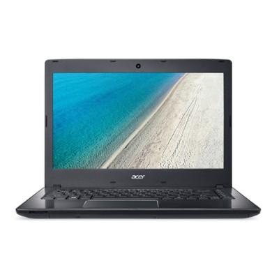 Acer NX.VDPAA.001 TravelMate TMP249-M-31A9 Intel Core i3-6100U Dual-Core 2.30GHz Notebook PC - 4GB RAM  128GB SSD  14 HD (1366x768) ComfyView LCD  Intel HD Grap