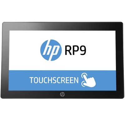 HP Inc. Z2G78UT#ABA Smart Buy RP9 G1 9015 Intel Core i3-6100 Dual-Core 3.70GHz All-in-One Retail System - 4GB RAM  500GB HDD  15.6 HD Touchsreen  Gigabit Ethern