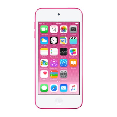 Apple MKWK2LL/A iPod touch 128GB Pink (6th Generation)