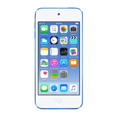 Apple MKWP2LL/A iPod touch 128GB Blue (6th Generation)