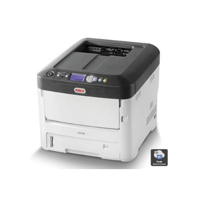 Oki 62447801 Led Color Printer