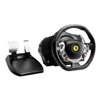 Guillemot 4469016 Ferrari 458 Italia - Wheel and pedals set - wired - for PC  Microsoft Xbox One
