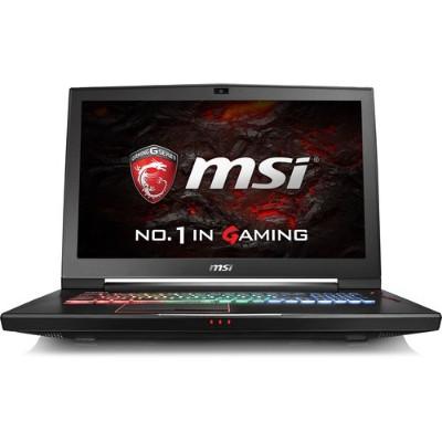 MSI GT73VR4K226 GT73VR TITAN 4K-226 Intel Core i7-6820HK Quad-Core 2.70GHz Gaming Notebook - 32GB RAM  1TB HDD  17.3 UHD 4K IPS  Gigabit Ethernet  802.11ac  Blu