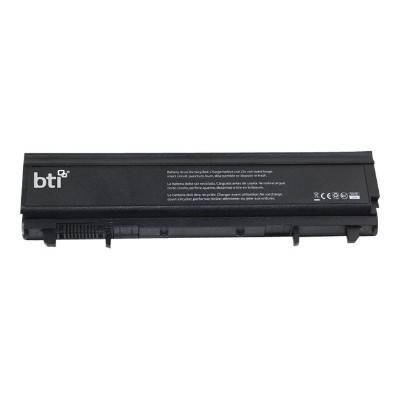 Battery Technology inc DL-E5440X6 Notebook battery - 1 x lithium ion 6-cell 5600 mAh - for Dell Latitude E5440  E5540