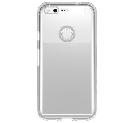 Speck Products 86306-5085 Presidio Clear Case for Google Pixel 5 - Clear